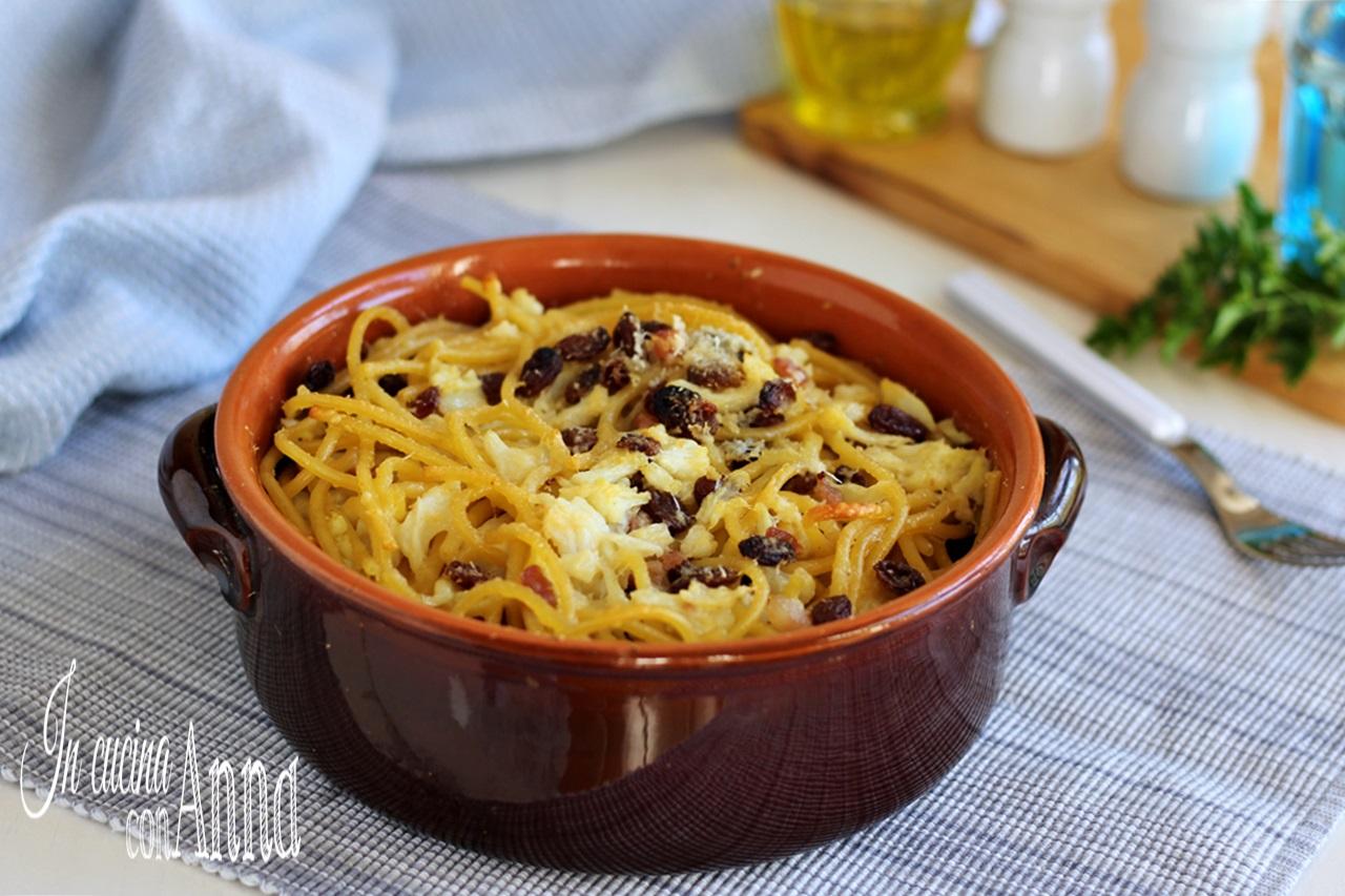 pasta e cavolfiore al forno alla napoletana