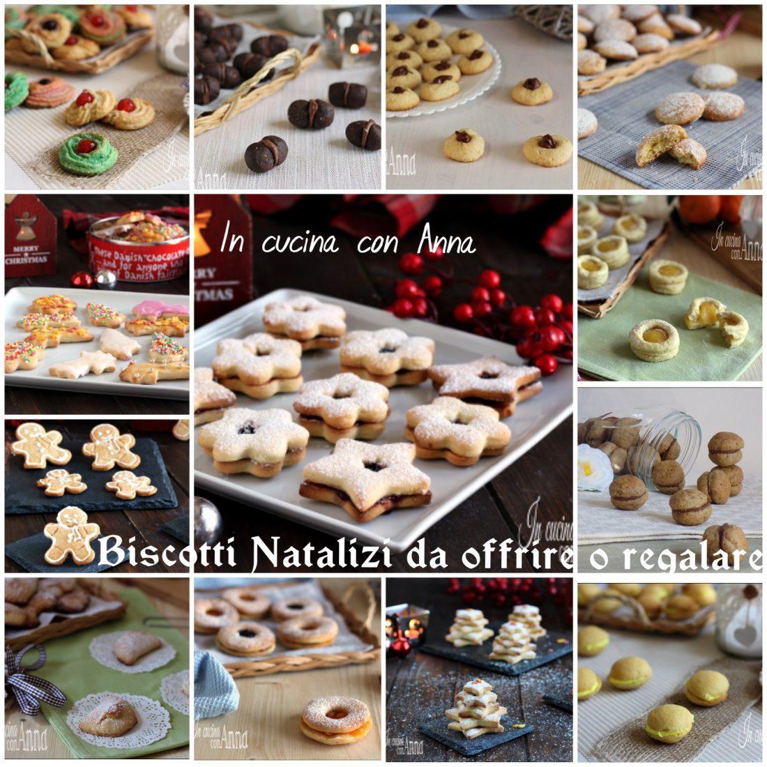 I migliori biscotti da offrire e regalare
