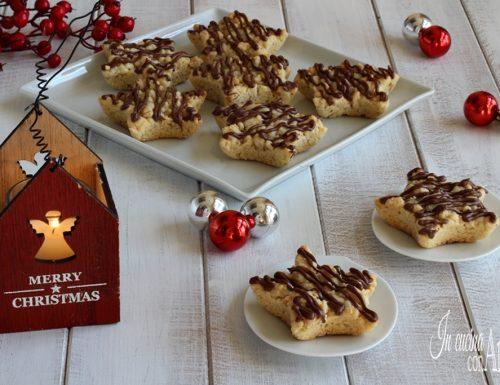 Sbriciolata Natalizia con Nutella®