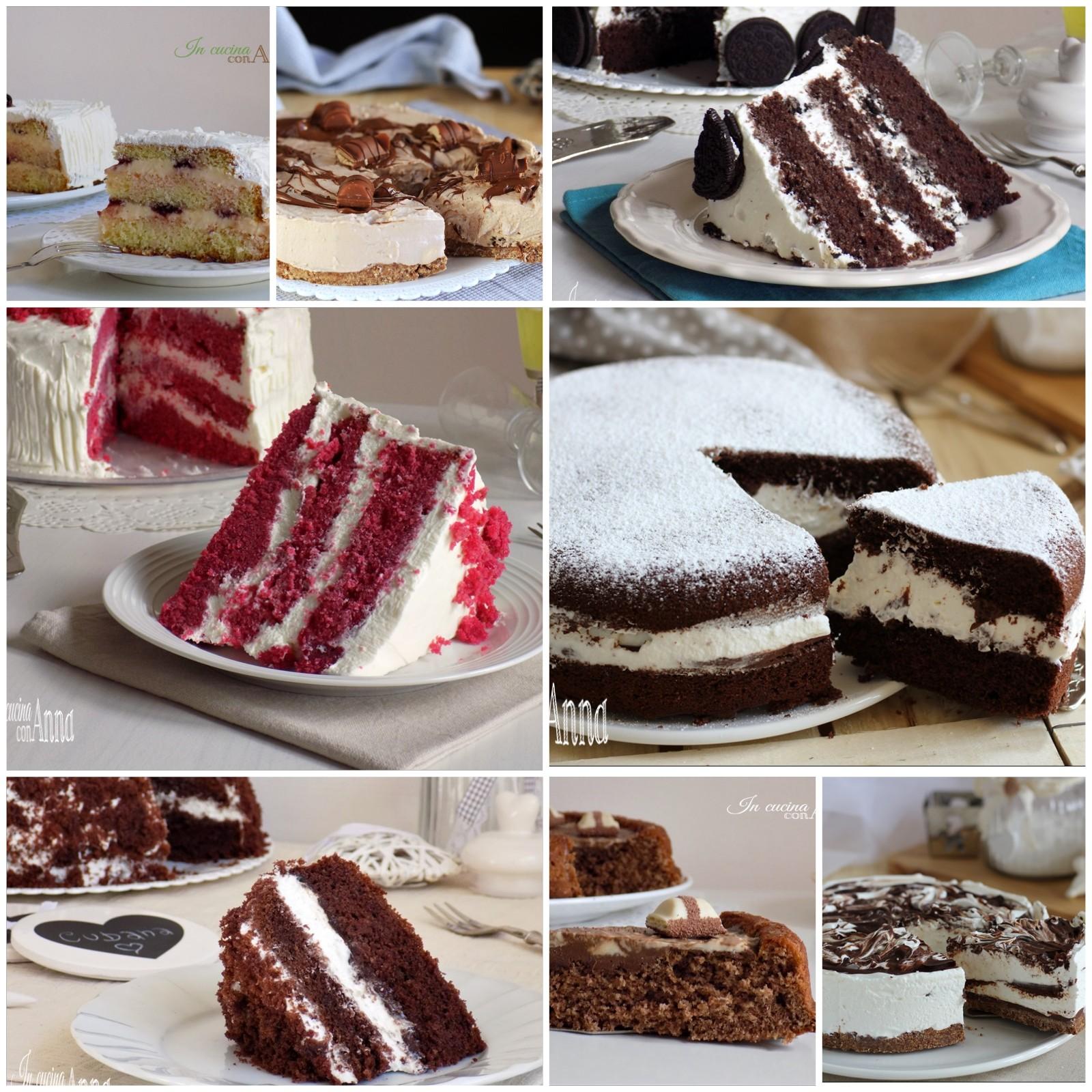 Le migliori torte per compleanno