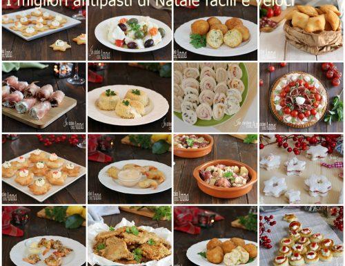 I migliori antipasti di Natale