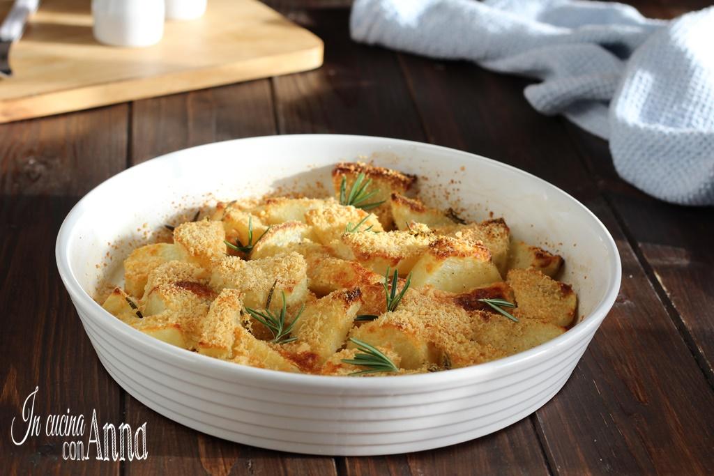 Patate al parmigiano