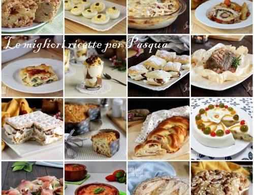 Le migliori ricette per il pranzo di Pasqua