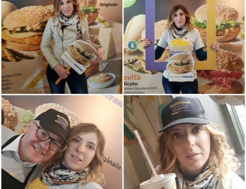 Giornata al McDonald's