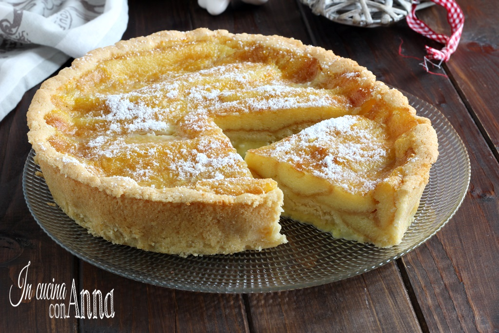 Torta Portoghese