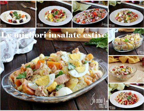 Le migliori insalate estive