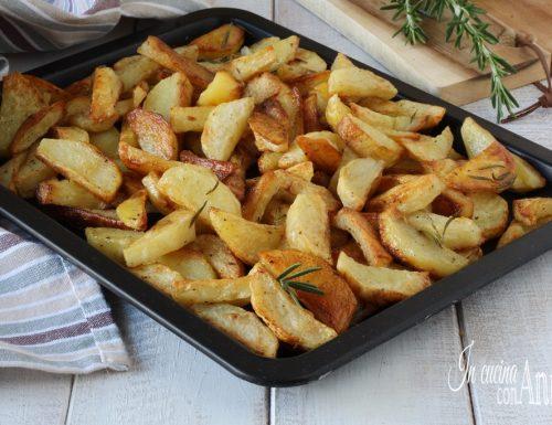 Patate al forno perfette
