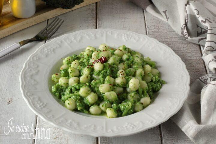 Gnocchetti con broccolo Barese