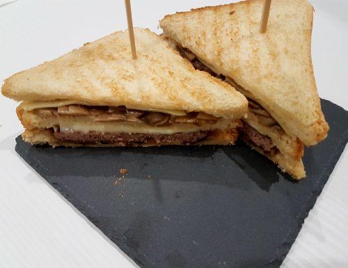 Club Sandwich #1
