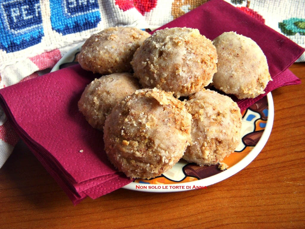 biscotti alle mandorle