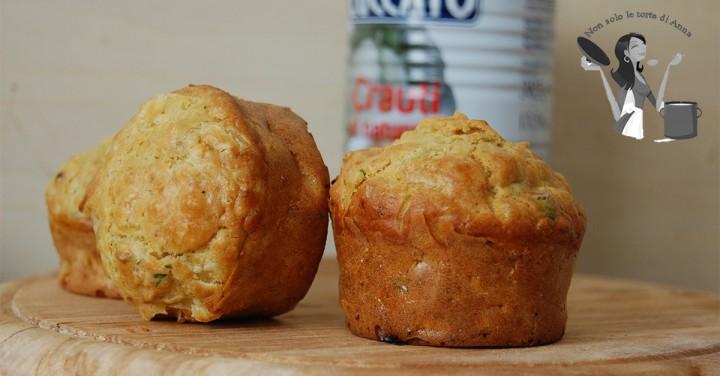 muffin crauti e mortadella
