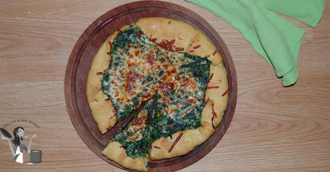 torta salata con le coste