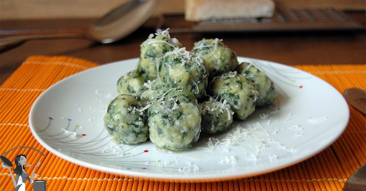 Ricetta malfatti ricotta e spinaci