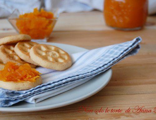 Marmellata di carote e arance