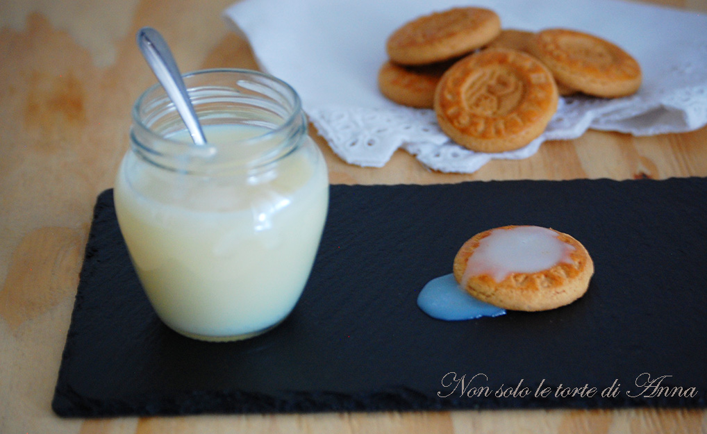 Latte condensato home made