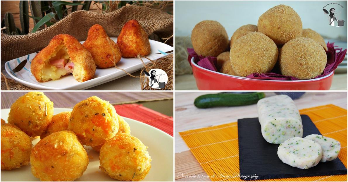 Ricette con pur di patate non solo le torte di anna - A tavola con guy ricette ...
