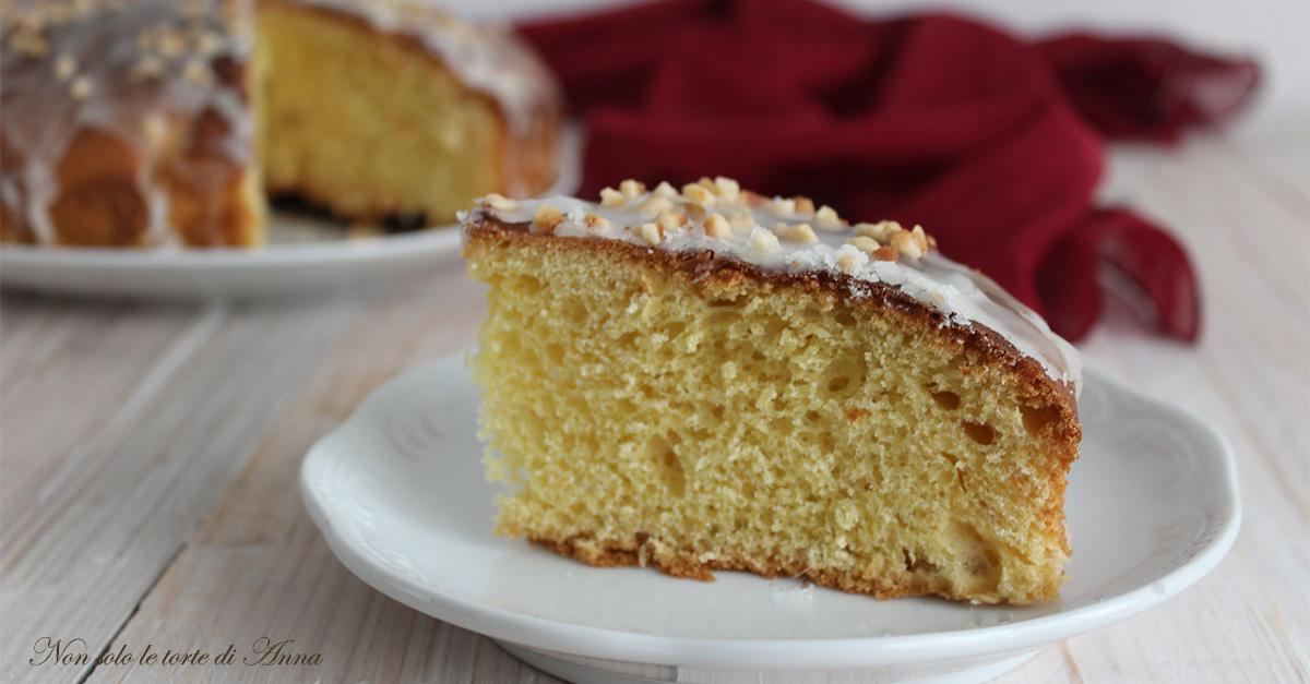 Torta glassata alla frutta secca non solo le torte di anna - Glasse a specchio alla frutta ...