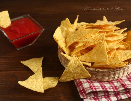 Tortilla chips  home made