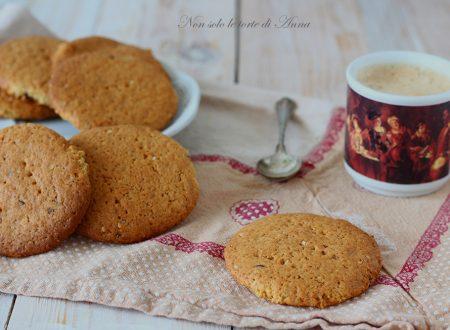 Biscotti con cereali - tipo grancereale