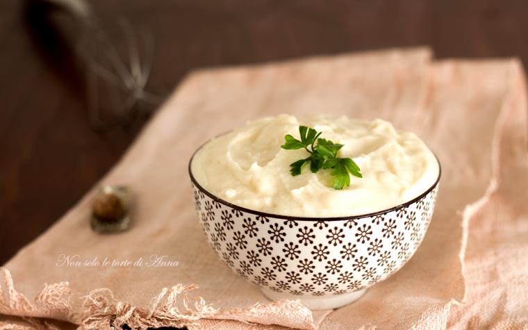 Ricetta purè di patate