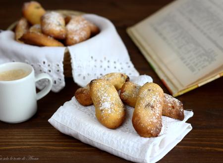 Biscotti zaleti con farina di mais