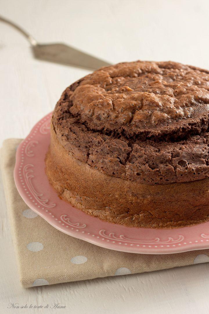 torta Nutella e cioccolato