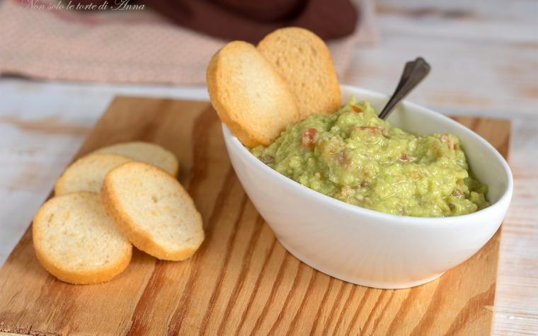 Salsa guacamole - ricetta facile