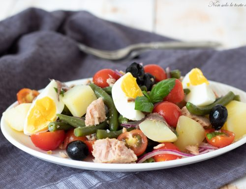 Condiglione ligure insalata tipica