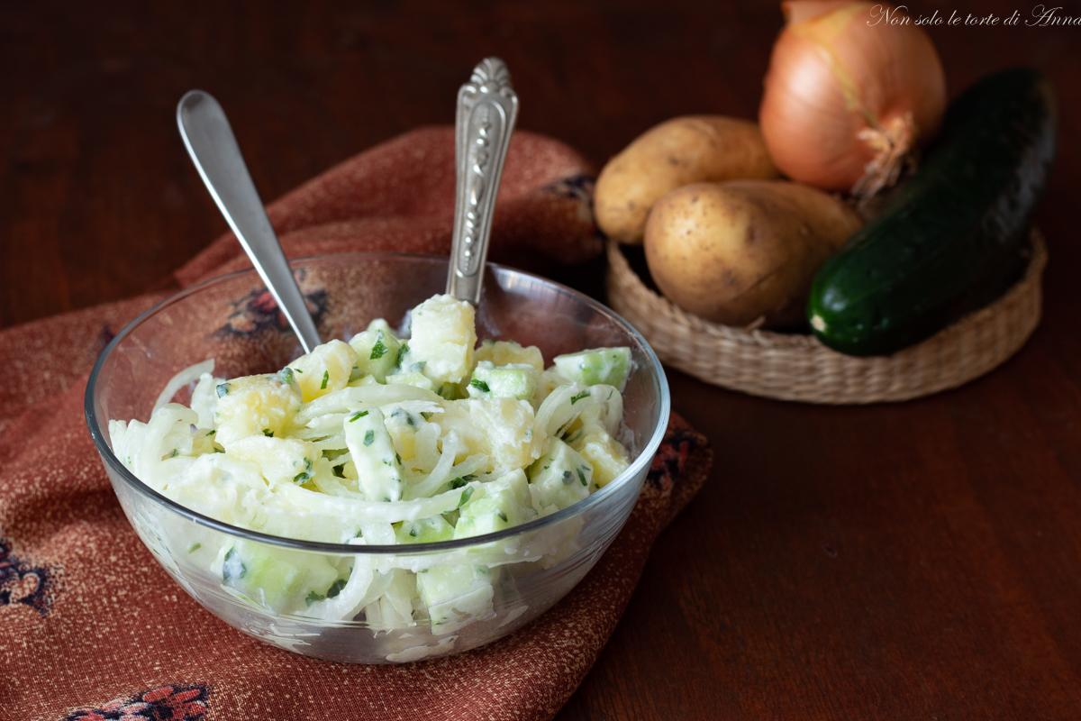 patate e cetrioli