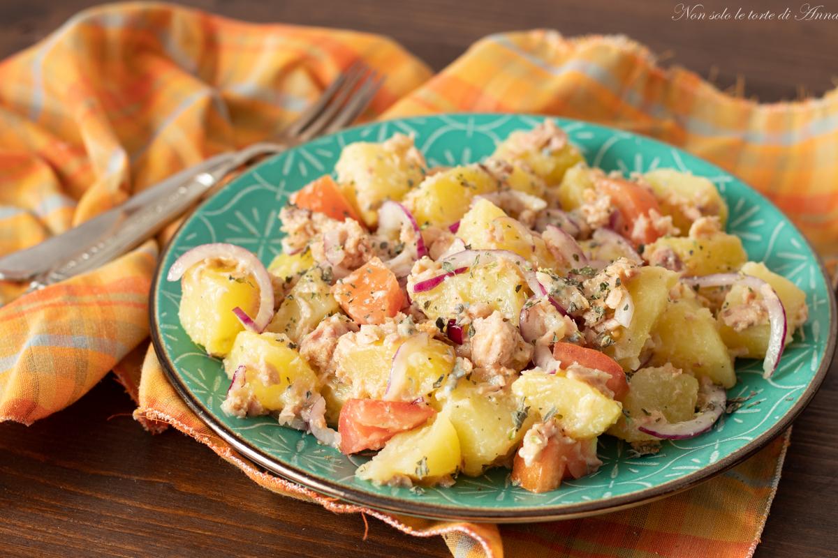Patate con tonno ricetta cremosa
