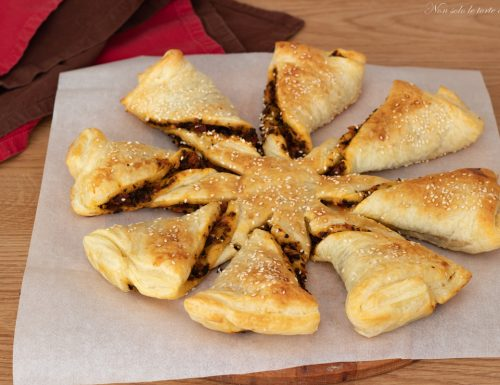 Girasole olive e pomodori secchi