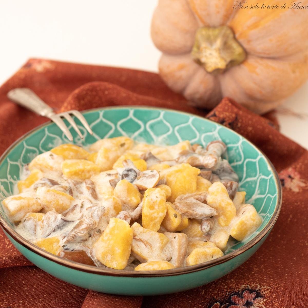 Gnocchi Walser Ricetta.Gnocchi All Ossolana Ricetta Tipica Piemontese Gnocchi Castagne E Zucca