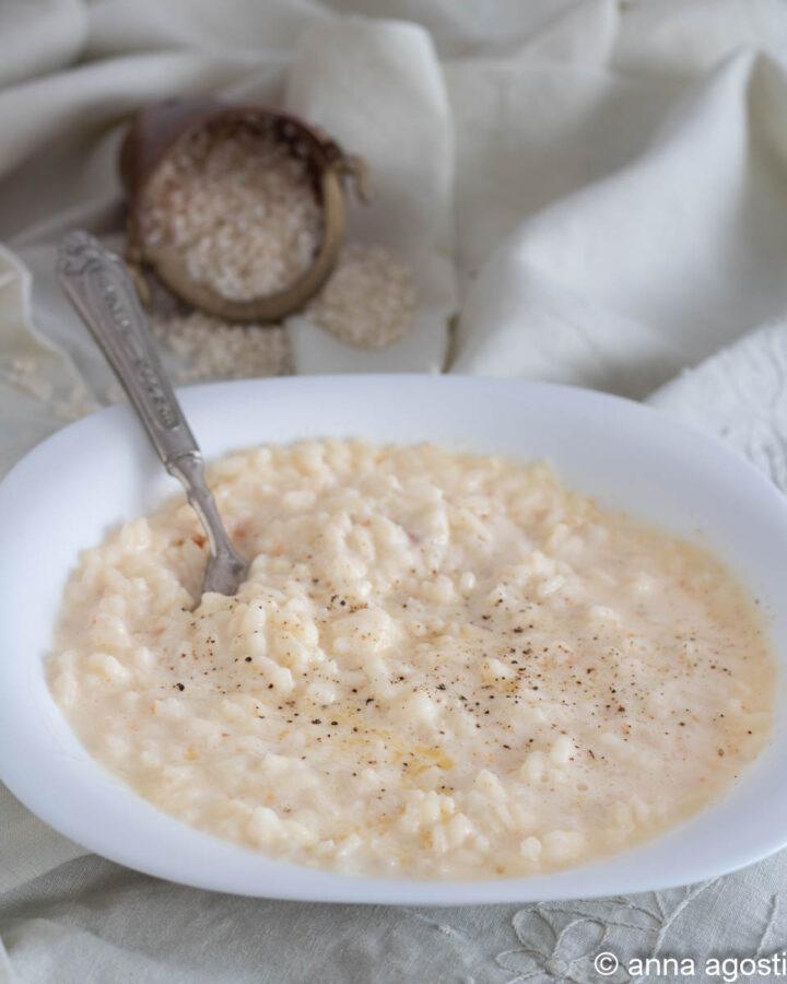 risi e latte ricetta veneta risotto al latte