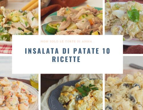 Insalate di patate 10 ricette