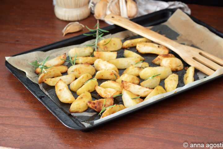 patate allaglione al forno contorno sfizioso da non perdere