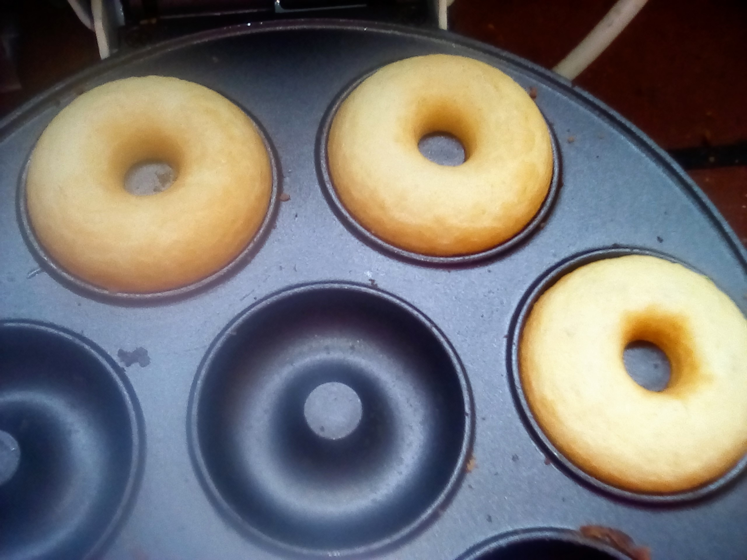 Ricetta Donuts Con Piastra Elettrica.Ciambelline Donuts Ricetta Con La Piastra