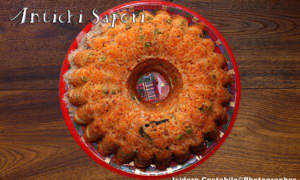 Sartù di riso alla napoletana.