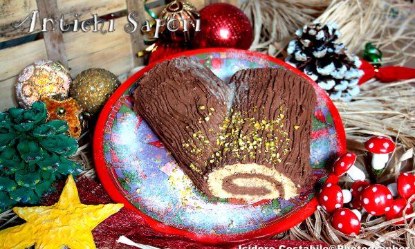 Tronchetto di Natale (Buche de Noel).