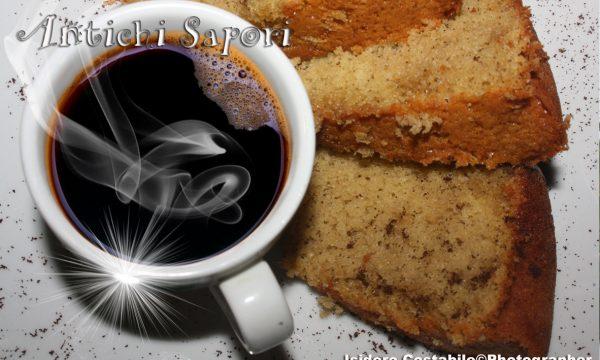 Victoria Sponge Cake al caffè.