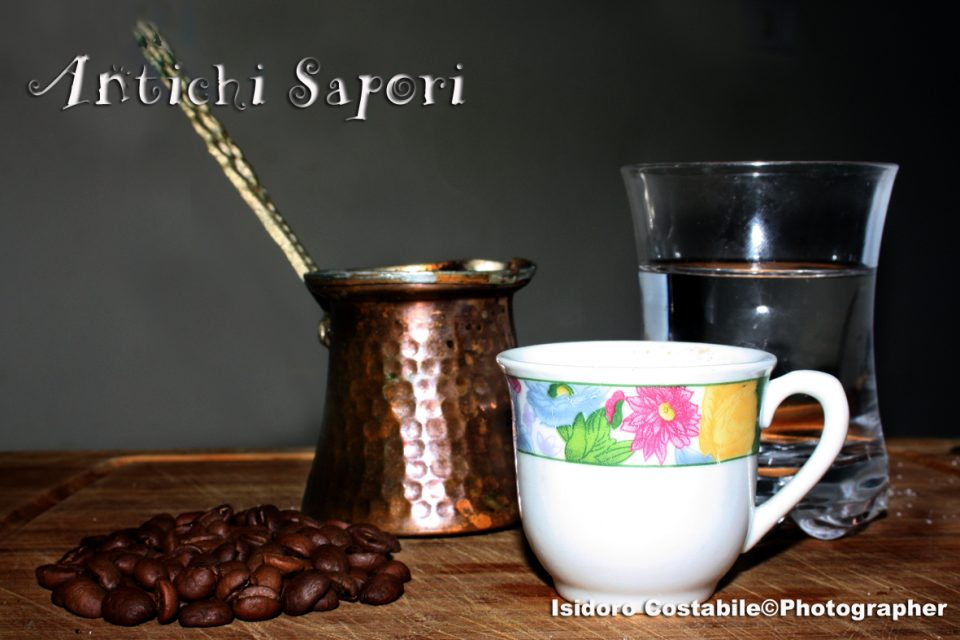 Consigli per un perfetto caffè turco.