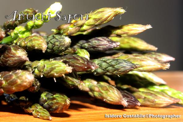 Storia e proprietà dell'asparago.