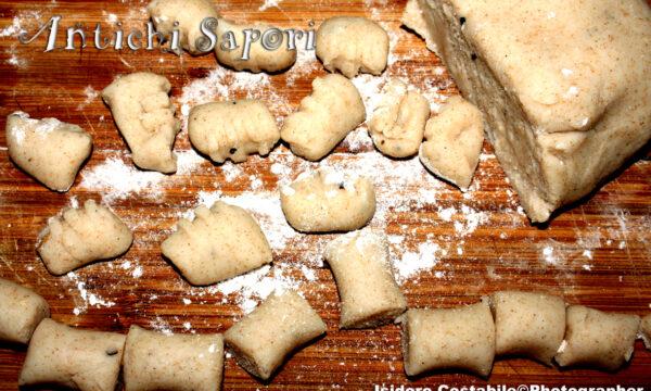 Basi in cucina: Gnocchi di pasta cotta.