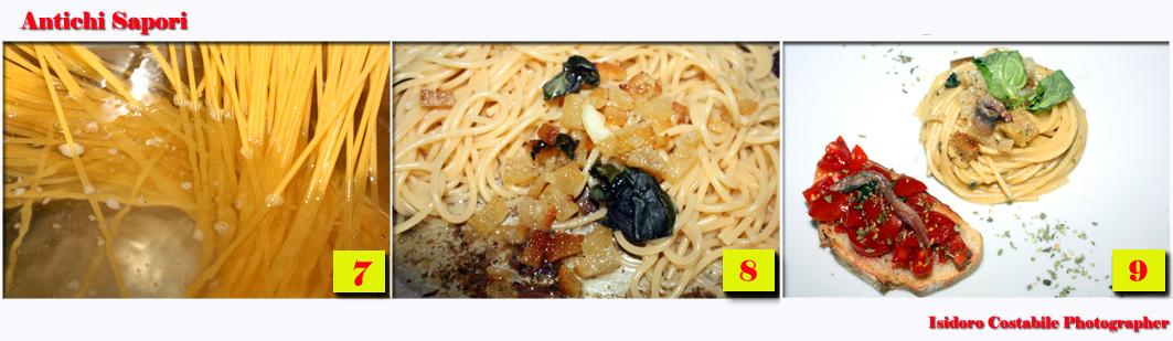 Totò e gli spaghetti alla Gennaro.