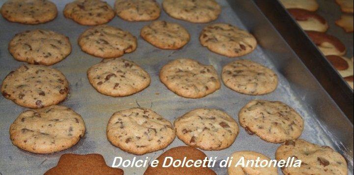 Cookies mon amour! Ricetta biscotti