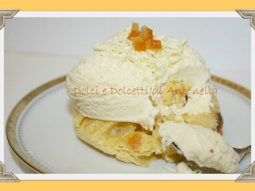 Insolito gelato, ricetta gelato al panettone