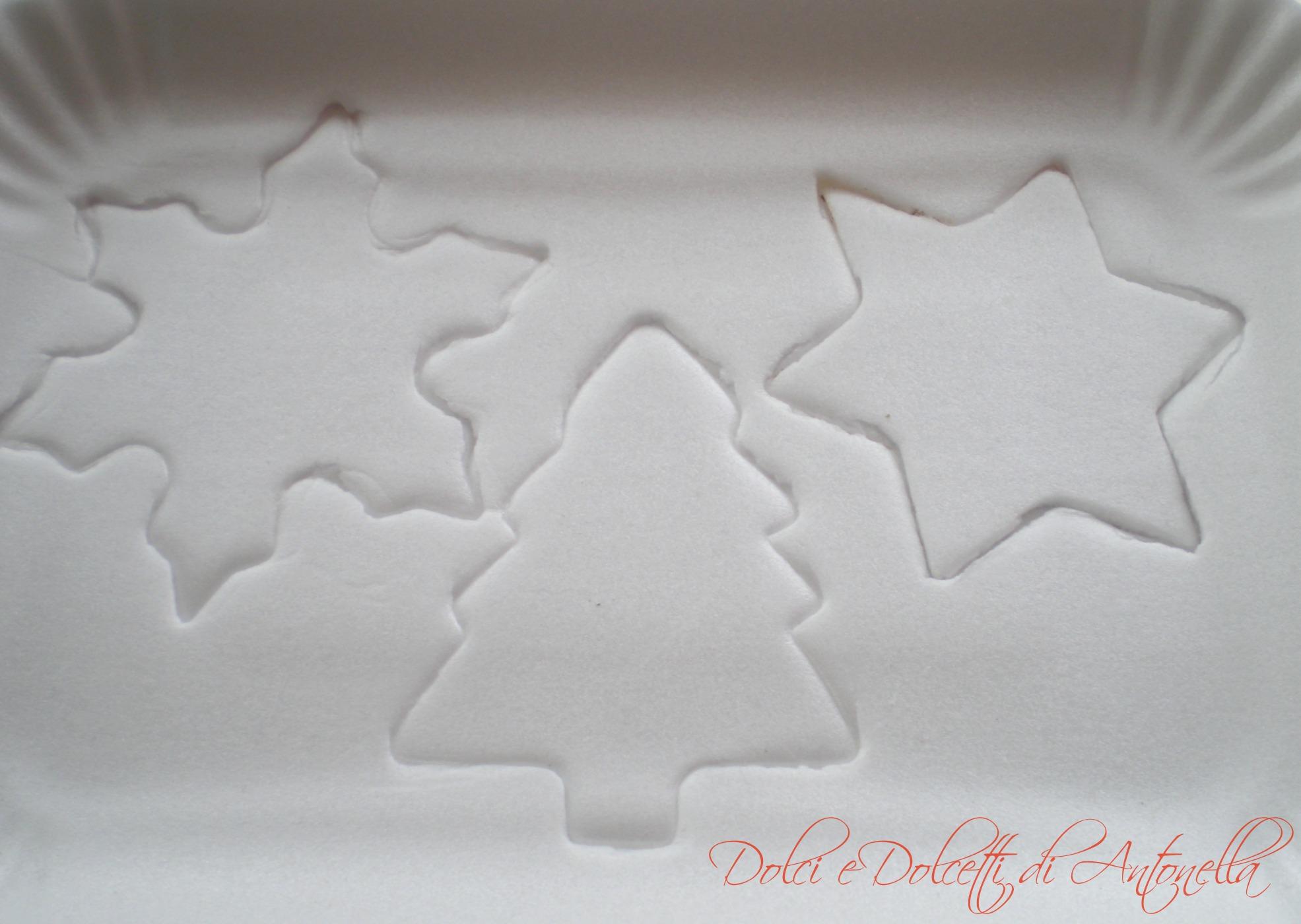 Decorazioni Natalizie Con Il Polistirolo.Decorazioni Per Albero Di Natale Fai Da Te Dolci E Dolcetti Di Antonella