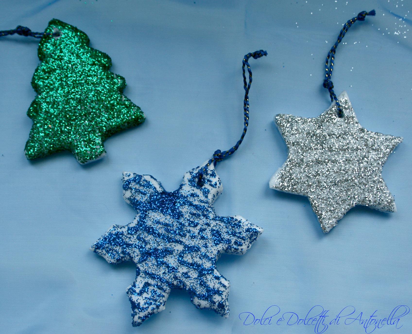 Decorazioni Per Albero Di Natale Fai Da Te