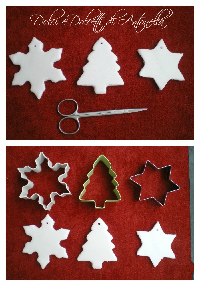 Decorazioni Natalizie X Dolci.Decorazioni Per Albero Di Natale Fai Da Te