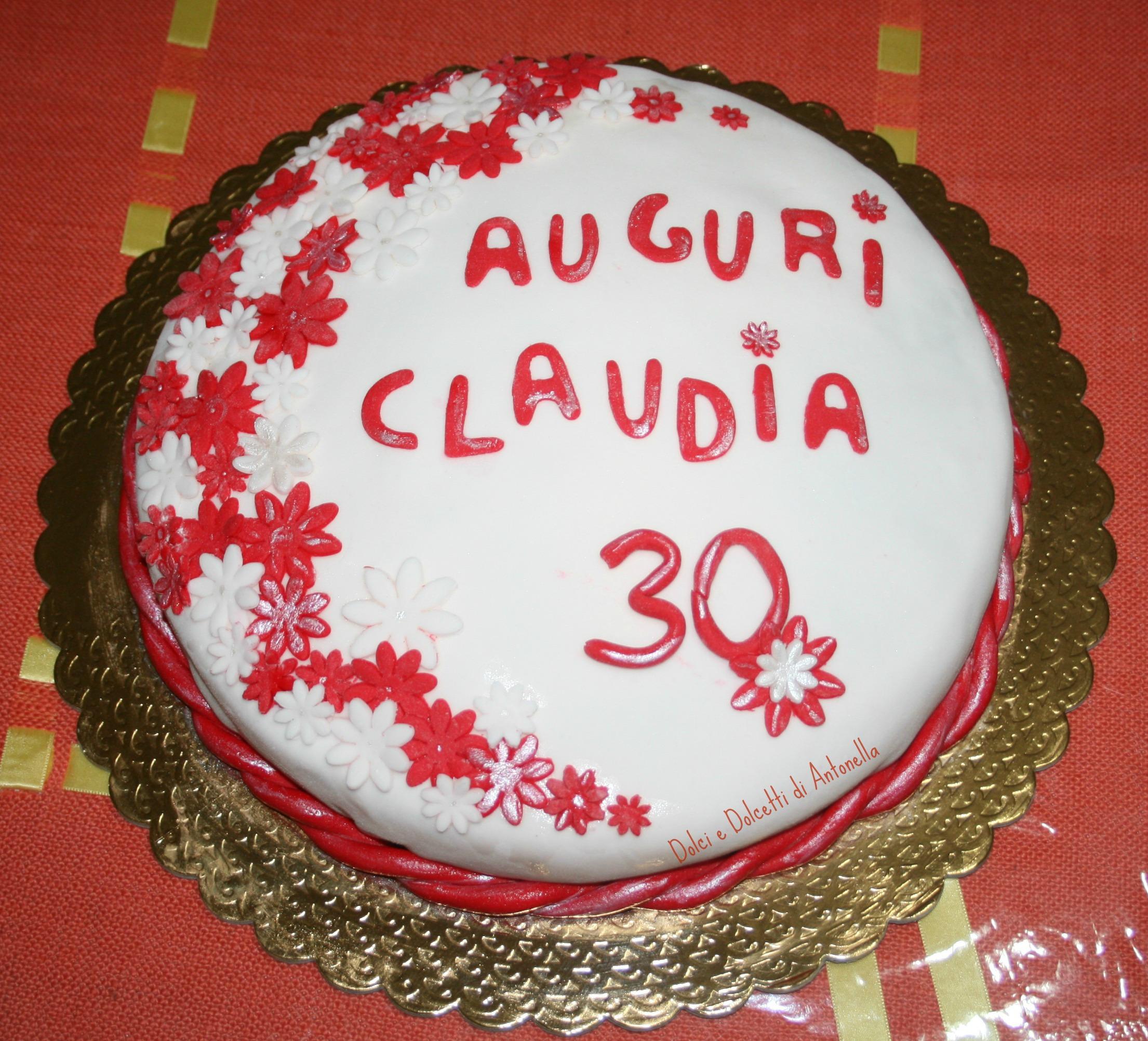Ricette dolci torte compleanno