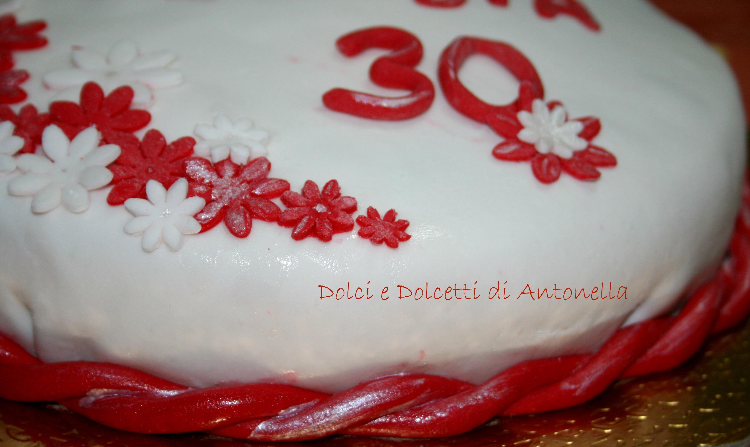 Conserve Di Zucchine Torte Di Compleanno 30 Anni